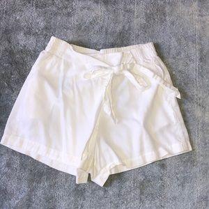 Anthropologie Ella Moss Yasi Wrap Front Shorts